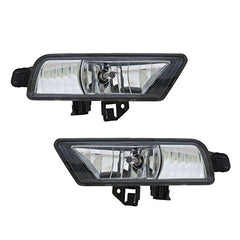 Fog Lights - Clear Driving Lamps fits HONDA CR-V 2015 2016 2017 2018 Pair Quality - Inout Parts