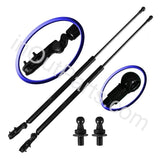 Trunk Gas Lift Support Shock Strut fits SUBARU FORESTER 1997 1998 1999 2000 2001 2002 PAIR
