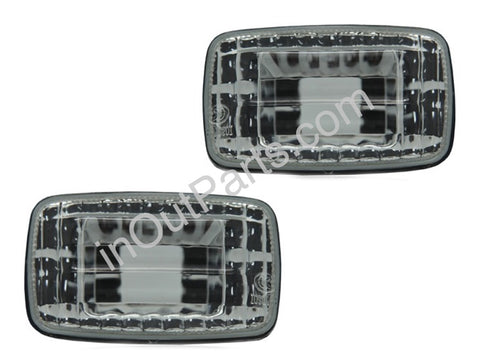 Turn Signal Lights TOYOTA COROLLA 120 / RAV4 10, 20 / PROBOX - SET Crystal Side Marker Indicator PAIR