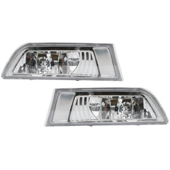 Fog Lights Left + Right fits HONDA ACCORD 1997 1998 1999 2000 2001 2002 / ODYSSEY 1999 2000 2001 2002 2003 Driving Lamps Pair - Inout Parts