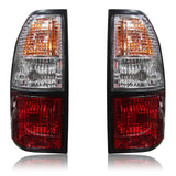 Tail Lights CRYSTAL fits Toyota Land Cruiser PRADO 1996 1997 1998 1999 2000 2001 2002 Rear Lamps SET LEFT + RIGHT PAIR