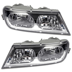 Fog Lights fits Acura MDX 2006 2007 2008 2009 for 1 bulb Clear Driving Lamps Pair 33951STXA01 - Inout Parts