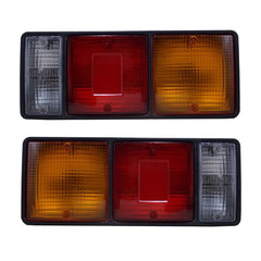 Tail Lights fits MITSUBISHI CANTER 1994 1995 1996 1997 1998 1999 2000 2001 2002 2003 Rear lamps PAIR