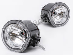 Fog Lights - Clear Driving Lamps fits FIAT DUCATO  2006 2007 2008 2009 2010 2011 2012 2013 2014 2015 2016  Pair Quality - Inout Parts