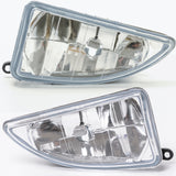 Fog Lights fits Ford Focus 1998 1999 2000 2001 Clear Driving Lamps Pair