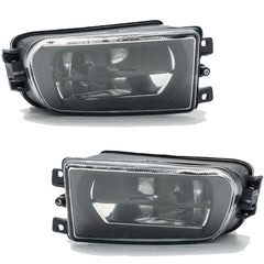 Fog Lights for BMW E39 1995 1996 1997 1998 1999 2000 Driving Lamps Pair Quality 520 525 530 540 - Inout Parts