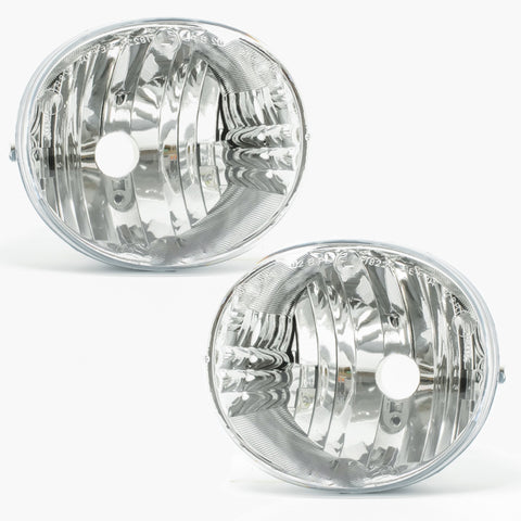 Fog Lights LEXUS ES300, MCV30 2001 2002 2003 2004 2005 2006 - Clear Driving Lamps Pair