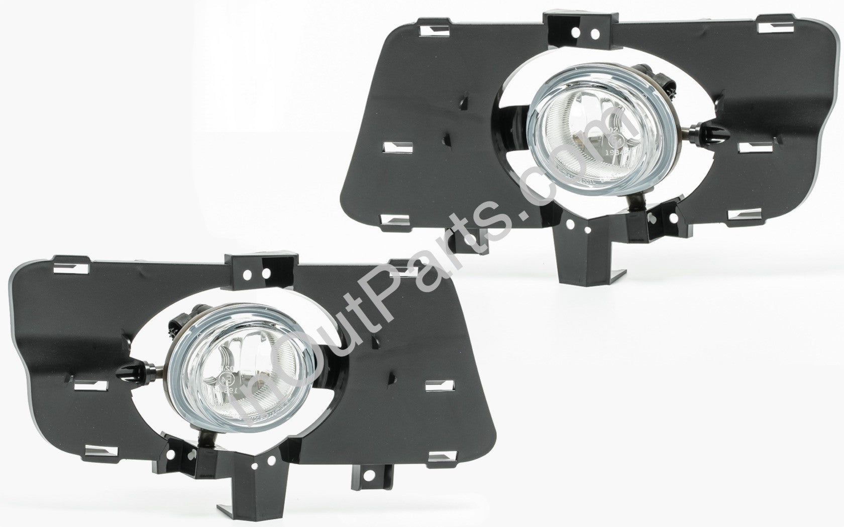 Fog Lights Fits Mazda 3 Sport 2004 2005 2006 2007 2008 Clear Driving Fuel Filter Lamps Pair