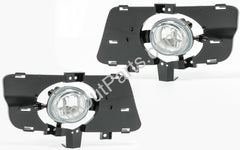Fog Lights fits Mazda 3 SPORT 2004 2005 2006 2007 2008 Clear Driving Lamps Pair - Inout Parts