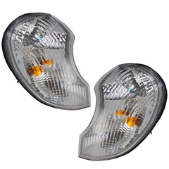 Front Turn Signal Lights for HYUNDAI TERRACAN 2001 2002 2003 2004 2005 2006 2007 Parking Corner PAIR