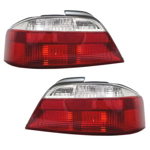 Tail Lights fits ACURA TL 1999 2000 2001 2002 2003 Rear Lamps SET LEFT + RIGHT PAIR