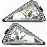 Fog Lights fits Honda Civic 2006 2007 2008 2009 2010 2011 2012 5 Doors Hatch Driving Lamps Pair