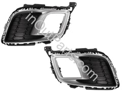 fits MAZDA 6 SPORT 2007 2008 2009 2010 Cover Fog Lights - Clear Driving Lamps Pair Quality - Inout Parts