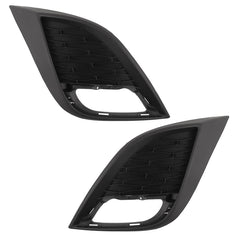 Bezels fits MAZDA 3 / AXELLA 2008 2009 2010 Cover Fog Lights Pair - Inout Parts