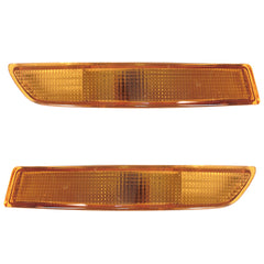 Front Turn Signal Light fits TOYOTA COROLLA #E10# 1991 1992 1993 Marker Parking Corner Left + Right Pair