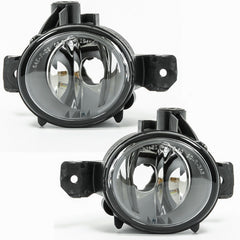 Clear Fog Lights Driving Lamps for BMW X3 2006-2010 / BMW E70 2007-2014 / BMW E87 2004-2014  Left & Right Pair Set - Inout Parts