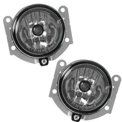 Fog Lights for Mitsubishi Lancer EVO 2009 2010 2011 2012 2013 Driving Lamps - Inout Parts