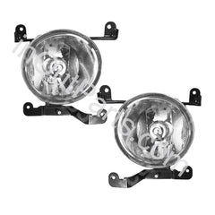 Fog lights Pair fits HYUNDAI MATRIX 2006 2007 2008  Clear Driving Lamps Left+Right Set - Inout Parts