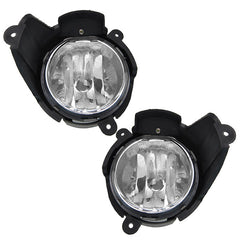 Fog Lights fits CHEVROLET CAPTIVA 2006 2007 2008 2009 2010 2011 Clear Driving Lamps - Inout Parts
