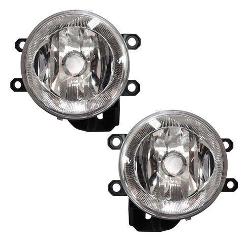 Fog Lights fits Toyota Prius C 2012 2013 fits Lexus IS GS RX ES 2013 - 2014 Driving lamps Pair Left + Right Yaris Avensis