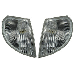 Turn Signal Light PAIR fits CITROEN BERLINGO / PEUGEOT PARTNER 1996 1997 1998 1999 2000 2001 2002 Side Marker Corner