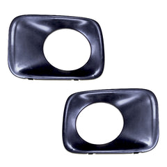 Bezels fits HONDA PILOT 2008 2009 2010 2011 Cover Fog Lights and Driving Lamps Pair - Inout Parts