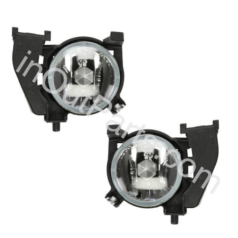 Fog Lights fits SUBARU FORESTER 2005 2006 2007 2008 Driving Lamps Left + Right  Pair Quality