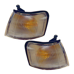 Front Turn Signal Light fits TOYOTA TERCEL / CORSA 1990 1991 1992 1993 1994 4 Doors Marker Parking Corner PAIR