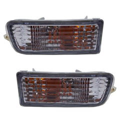 Front Turn Signal Light fits TOYOTA HILUX / SURF / 4RUNNER 1998 1999 2000 2001 2002 PAIR