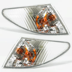 Turn Signal Lights for Mazda Premacy 1999 2000 2001 2002 Marker Parking Corner PAIR