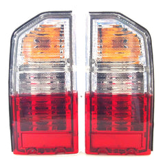 Tail Lights Set fits SUZUKI ESCUDO / VITARA 1988 - 1997 Rear Lamps Left + Right Pair Crystal