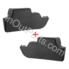 Front Bracket Mud Guard fits SUBARU FORESTER 2008 2009 2010 2011 2012 2013 Left & Right Pair - Inout Parts