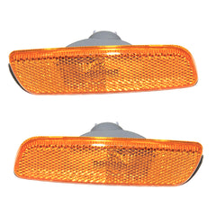 Side Marker Indicator fit TOYOTA IST 2002 2003 2004 2005 2006 2007 Turn Signal Lights in Bumper PAIR