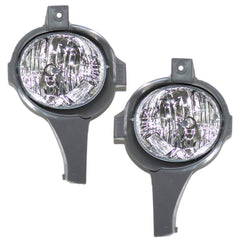 Fog Lights PAIR fits TOYOTA HILUX VIGO 2004 2005 2006 2007 2008 Driving Lamps Left & Right Set - Inout Parts