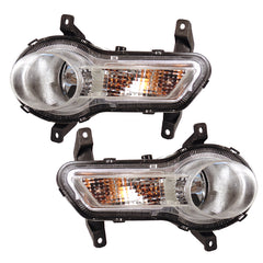 Fog Lights Pair for GREAT WALL HOVER H5 2011 2012 2013 2014 2015 2016 2017 Left & Right Driving Lamp - Inout Parts