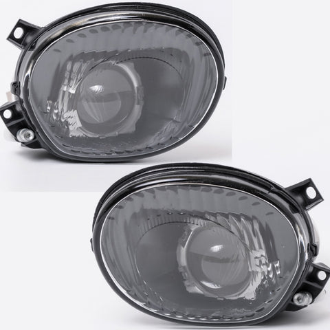 Fog Lights fits Ford Mondeo 2 1996 1997 1998 1999 2000 Clear Driving Lamps Pair