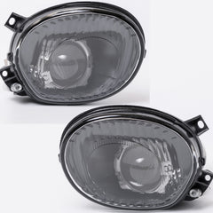 Fog Lights fits Ford Mondeo 2 1996 1997 1998 1999 2000 Clear Driving Lamps Pair - Inout Parts