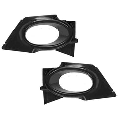 Bezels fits HONDA FIT / JAZZ RS 5 Doors 2007 2008 2009 2010  Cover Fog Lights and Driving Lamps Pair - Inout Parts