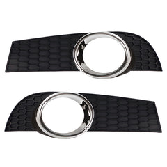 Cover Fog Lights fits CHEVROLET AVEO 5 Doors 2008 2009 2010 2011 2012  - Bezel Driving Lamps Pair Quality HATCHBACK - Inout Parts