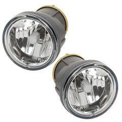 Fog Lights fits CITROEN BERLINGO / PEUGEOT PARTNER 2008 2009 2010 2011 2012 2013 2014 2015 2016 2017 Driving Lamps Pair - Inout Parts