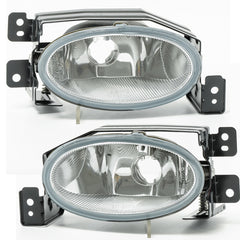 Fog Lights fits Honda ACCORD 2005 2006 2007 2008 - Clear Driving Lamps Pair Quality - Inout Parts