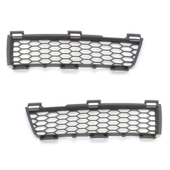 Grille in Bumper fits TOYOTA VOLTZ / PONTIAC VIBE 2002 2003 2004 2005 Cover Left + Right  Pair