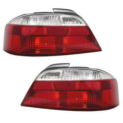 Tail Lights fits HONDA INSPIRE / SABER 1999 2000 2001 2002 2003 Rear Lamps SET LEFT + RIGHT PAIR