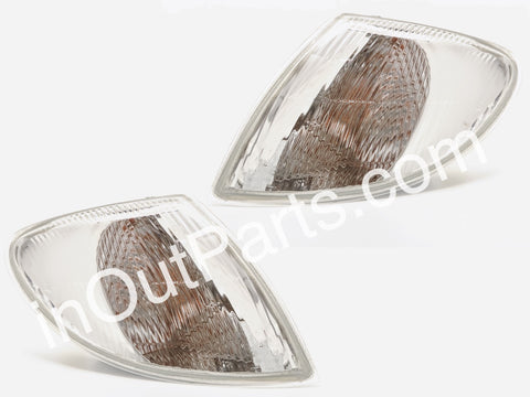 Front Turn Signal Light fits RENAULT MEGANE (I) / SCENIC (I) 1996 1997 1998 1999 Marker Parking Corner PAIR