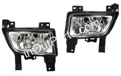 Fog Lights fits Mazda 323 F, Familia 1998 1999 2000 2001 2002 2003 2004, Premacy 1998 1999 2000 2001 Driving Lamps Pair - Inout Parts