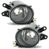 Fog Lights - Clear Driving Lamps fits AUDI A4 2001 2002 2003 2004 2005  Pair Quality