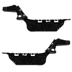 Bumper Retainer Support Bracket  fits HONDA ACCORD 2002 2003 2004 2005 Front Left & Right Pair - Inout Parts
