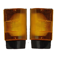 Turn Signal Light Marker Parking Corner fits MITSUBISHI CANTER 1988 1989 1990 1991 1992 1993 1994 PAIR