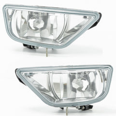 Clear Fog Lights Driving Lamps for Ford Focus 2001 2002 2003 2004  Left & Right Pair Set - Inout Parts