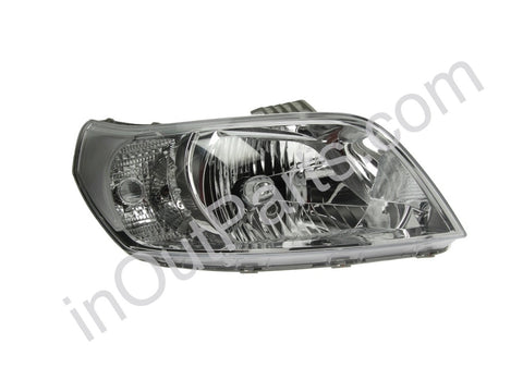 Headlight Right for CHEVROLET AVEO 2008 2009 2010 2011 2012 2013 2014 2015 2016 - 5 Doors Hatchback